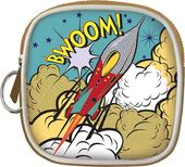 Retro Rocket - Retro Comic Carrying Case