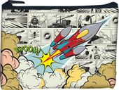 Coin Purse - Rocket USA: Sky Rocket 2