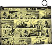 Retro Rocket - Retro Comic Document Bag