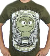 Sesame Street - Oscar The Grouch - T-Shirt