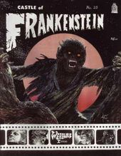 Castle Of Frankenstein #28 (Werewolf Issue)