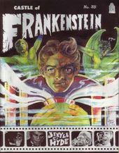 Castle Of Frankenstein #35 (Jekyll & Hyde Issue)
