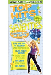 Top Hits of the Seventies (2-CD) [Longbox
