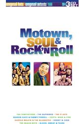 Motown, Soul & Rock 'n Roll (3-CD)