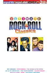 Ultimate Rock & Roll Classics (3-CD)