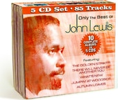 Only the Best of John Lewis (5-CD)