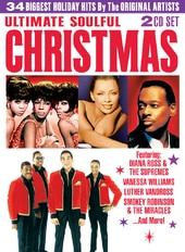 Ultimate Soulful Christmas (2-CD)