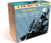 Only the Best of Yusef Lateef (6-DVD)