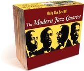 Only the Best of the Modern Jazz Quartet (7-CD)