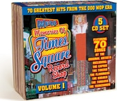 Memories of Times Square Record Shop (5-CD Bundle