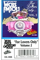 WCBS FM101.1 - History of Rock: For Lovers Only,
