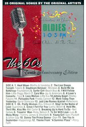 Oldies 103FM - The 60s: Tenth Anniversary Edition