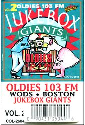 Oldies 103FM WODS - JukeBox Giants, Volume 2