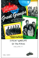 Great Groups of The Fifties, Volume 3