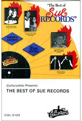 The Best of Sue Records (Audio Cassette)