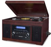 Cannon CD Recorder - Mahogany