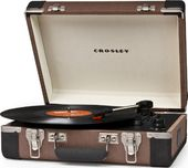 Executive Portable USB Turntable - Tweed