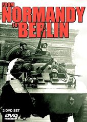 WWII - From Normandy to Berlin (2-DVD)