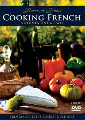 Cooking French, Volumes 1 & 2 (2-DVD)