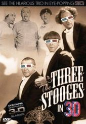 The Three Stooges - In 3D (With 3D Glasses)