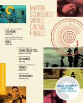Martin Scorsese's World Cinema Project (Blu-ray +