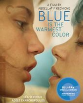 Blue Is the Warmest Color (Blu-ray)