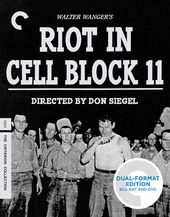 Riot in Cell Block 11 (Blu-ray + DVD)