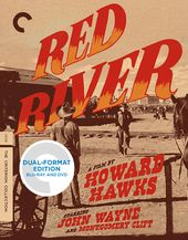 Red River (Blu-ray + DVD)