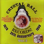 Crystal Ball Records 20th Anniversary, Volume 3