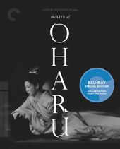 The Life of Oharu (Blu-ray)