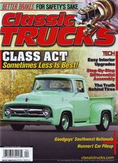 Classic Trucks - Volume #20, Issue #4