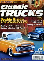 Classic Trucks - Volume #20, Issue #8