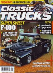 Classic Trucks - Volume #21, Issue #9
