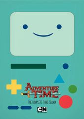 Adventure Time - Complete 3rd Season (2-DVD)