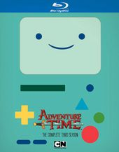 Adventure Time - Complete 3rd Season (Blu-ray)