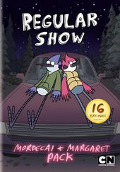 Regular Show - Mordecai + Margaret Pack