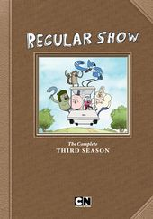 Regular Show - Complete 3rd Season (3-DVD)