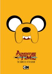 Adventure Time - Complete 5th Season (4-DVD)