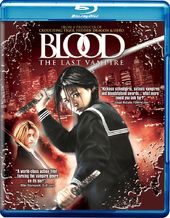 Blood: The Last Vampire (Blu-ray)