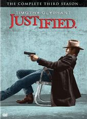 Justified - Season 3 (3-DVD)