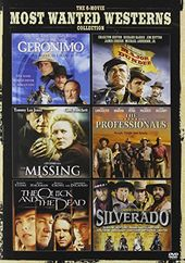 Most Wanted Westerns Collection (3-DVD)