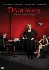 Damages - Complete 5th Season (3-DVD)