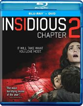 Insidious: Chapter 2 (Blu-ray + DVD)