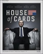 House of Cards - Complete 1st Season (Blu-ray)