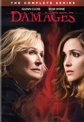 Damages - Complete Series (15-DVD)