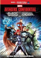 Marvel - Avengers Confidential: Black Widow &