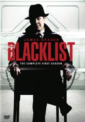 The Blacklist - Complete 1st Season (5-DVD)