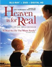 Heaven Is for Real (Blu-ray + DVD)
