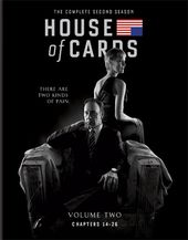 House of Cards - Complete 2nd Season (Blu-ray)