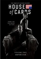 House of Cards - Complete 2nd Season (4-DVD)